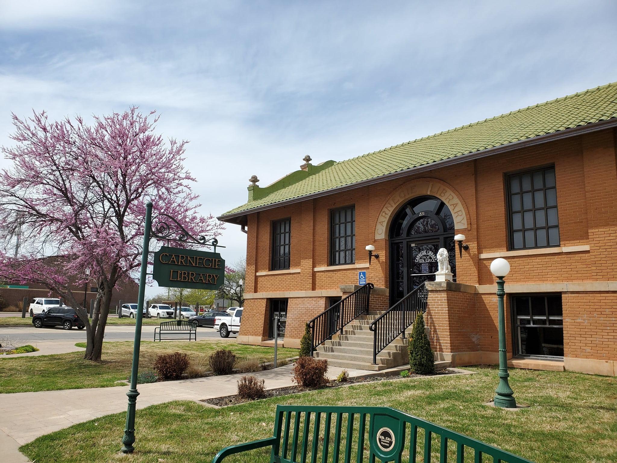 Elk City Carnegie Library
